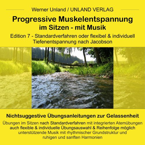 Progressive Muskelentspannung Ed.7